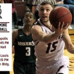 Bellarmine MBB hits the road for games versus Greyhounds, Tritons