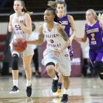 EKU WBB Guard A'Queen Hayes Chosen As OVC Top Newcomer For Third Straight Week