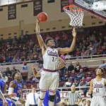 Hobbs Goes Coast-To-Coast To Give EKU MBB Lead with 3.8 Sec Left In Win vs Rival Morehead State
