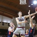 EKU MBB Team Falls To First-Place Belmont 98-63