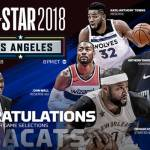 Ten UK MBB Players to be Featured for NBA All-Star Weekend