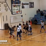 Andru Markham -2022 FORWARD Newburg MS vs Moore [DISTRICT]