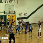 Newburg MS Basketball 2017-18 vs JCTMS [DISTRICT]