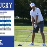 UK MGOLF Opens Hootie with 7-Under Score, Second Overall