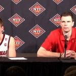 Louisville MBB Coach David Padgett & Ryan McMahon on WIN vs MTSU in 2018 NIT