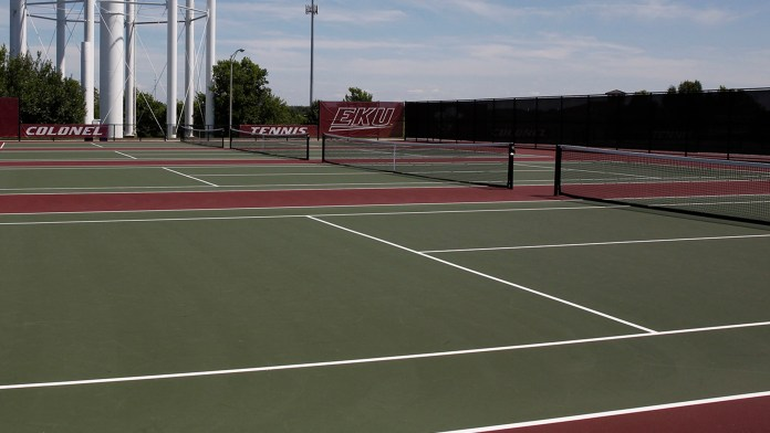 Eastern Kentucky University tennis