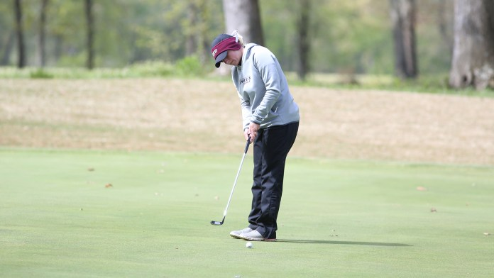 Eastern Kentucky University Womens golf 2018