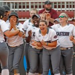 EKU Softball Improves to 11-1 In OVC Play With Doubleheader Sweep of Southeast Missouri