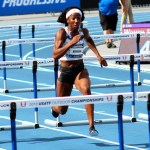 UK Track & Field Alumni Harrison, Saunders Win USATF Golds Saturday