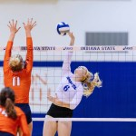 EKU Volleyball Adds Height For 2018