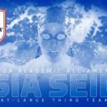 UK Swim & Dive's Seidt Earns CoSIDA Academic All-America Honors