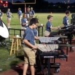 Bullitt East HS Chargers Marching Band 8-24-18
