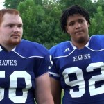 Larue County HS Football O-Line Preseason 2018