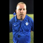 Glasgow HS Football Head Coach Jeff Garmon on WIN vs Russellville