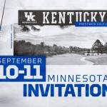 UK Women's Golf Opens Season at Minnesota Invitational