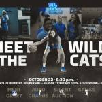 UK WBB to Host Meet the Wildcats on Monday, Oct. 22