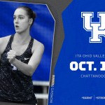 Kentucky Women's Tennis Set for Ohio Valley Regional
