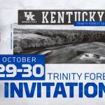 UK WGolf Closes Fall Season at Trinity Forest Invitational