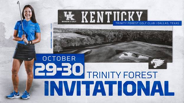 University of Kentucky Womens Golf 2018