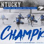 Kentucky Women's Golf Wins Bettie Lou Evans Invitational