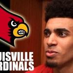 Louisville's Jordan Nwora, Dwayne Sutton Earn All-ACC Honors