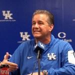 UK MBB Coach Calipari, Kentucky Agree to New Long-Term Contract