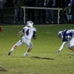 Juke Moves/Speed = TD & Falling Defenders For Etown Runner