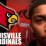 Louisville Cardinals Basketball Christian Cunningham on Preseason WIN vs Bellarmine
