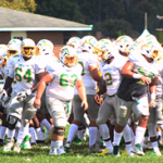 Nero racks up 353 yards in Kentucky State Football loss