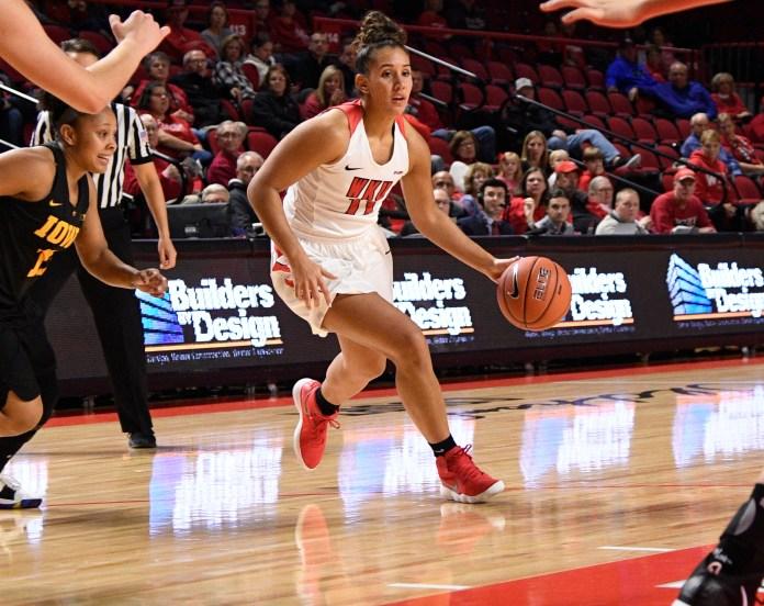 Western Kentucky University womens basketball 2018-19