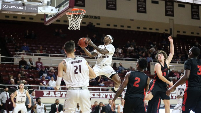 Eastern Kentucky University basketball 2018-19