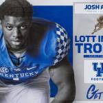 UK Football Josh Allen Named Semifinalist for Lott IMPACT Trophy
