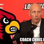 Louisville Basketball Coach Chris Mack on WIN vs Nicholls State in Season Opener