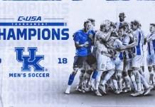 University of Kentucky mens soccer