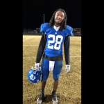 Glasgow HS Football Dontavis Oates on 51-8 Week 2 Playoff WIN
