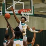 Three in double figures in Kentucky State MBB 73-65 victory over Wilberforce