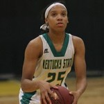 Kentucky State WBB picked to finish third in West