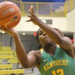 Another double-double for Kentucky State WBB's Wallace