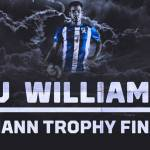 Kentucky MSOC's JJ Williams a MAC Hermann Trophy Finalist