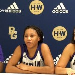 Bowling Green HS Girls Basketball Presser vs Glasgow in 14th vs 15th Challenge