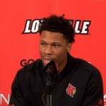 UofL Basketball Dwayne Sutton On Seton Hall & Central Arkansas