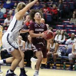 EKU WBB Teri Goodlett Goes For A Team-High 14 Points In Loss To Belmont