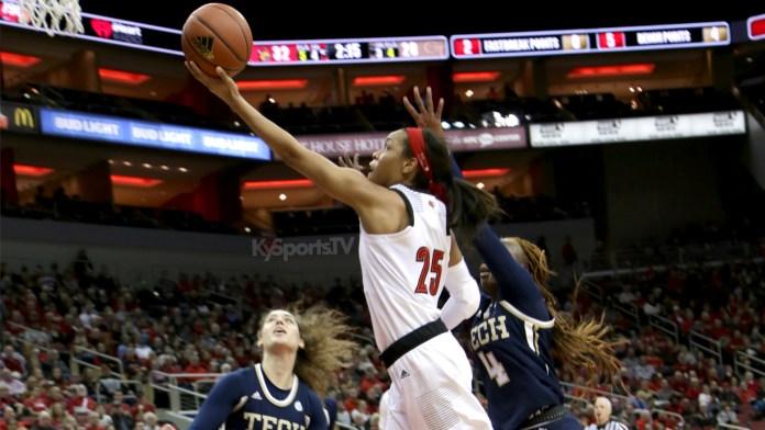 University of Louisville womens basketball