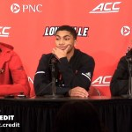 UofL MBB Williams, Cunningham & Fore on WIN vs #17 NC State