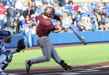 Eastern Kentucky University baseball 2019