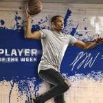 UK MBB's Washington Wins SEC Co-Player of the Week Honors