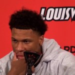 UofL MBB Dwyane Sutton on LOSS to North Carolina in Rematch