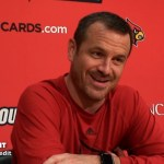 UofL WBB Coach Jeff Walz Preview Boston College & Senior Nite