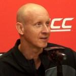 UofL MBB Coach Chris Mack Previews Florida State Road Game