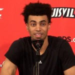 UofL MBB Jordan Nwora Previews Duke